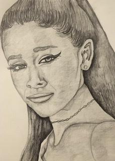 Ariana Grande por hanseriksson
